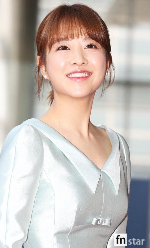 Park Bo Young trông như một quý cô giản dị thanh lịch.