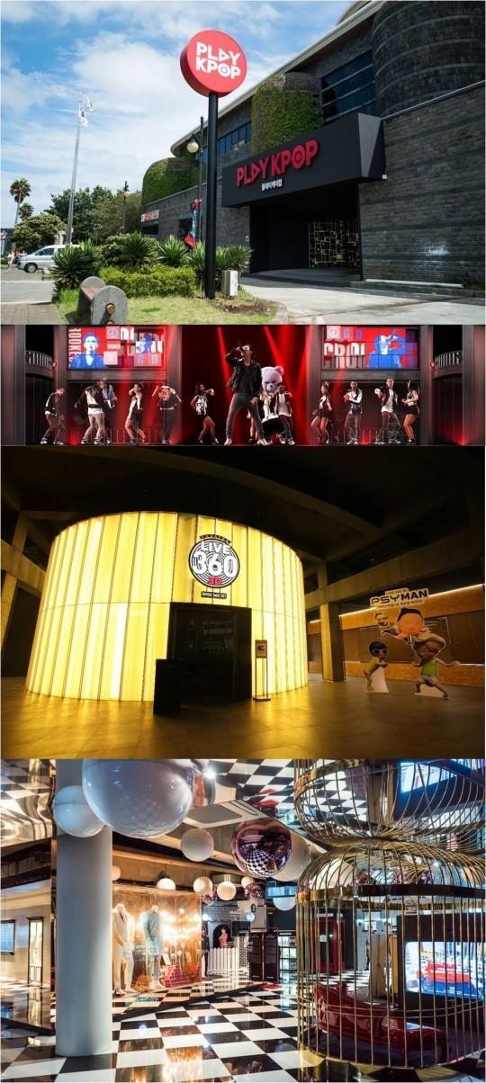 Yg Life Yg Digital Theme Park Play Kpop Open In Jeju Island