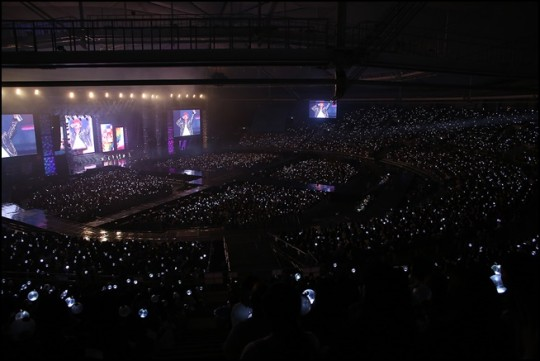 [ARTICLE/TRANS] BTS Enters the Gymnastic Stadium and ...