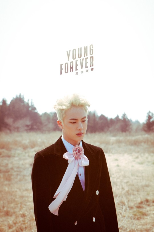 Bts 화양연화 Young Forever Jacket Shooting Photos Image Heavy