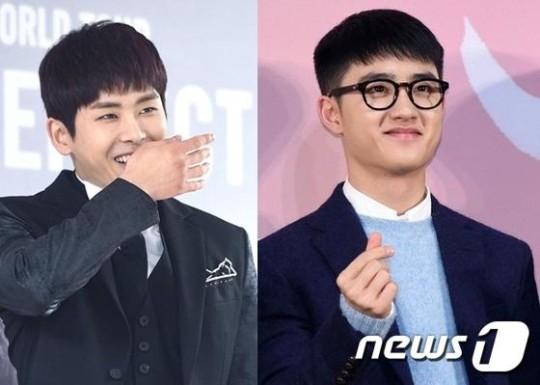 Naver Anticipation Of Exo D O S And Infinite Hoya S Upcoming