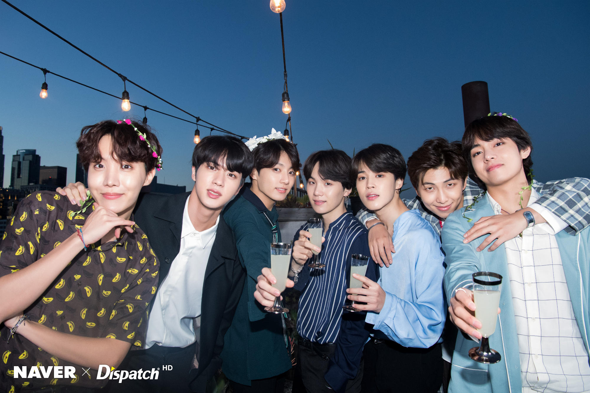 [Picture] BTS' 5th Debut Anniversary Party [180613]