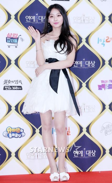 [★포토]이수민, '소녀의 깜찍한 미니드레스'