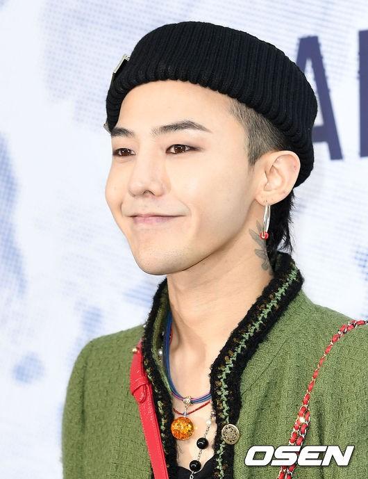 BIGBANG's G-Dragon will enlist on February 27th