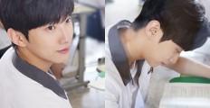"""직진남→""""오동경♡"""" B1A4 진영 """"KBS드라마스페셜-우리가 계절이라면"""" 촬영 비하인드"""