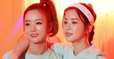 Apink 초롱 보미의 상큼미 넘치는 화보 현장 공개!♡