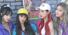 EXID, '내일해' 뮤직비디오 현장 최초 공개!♥